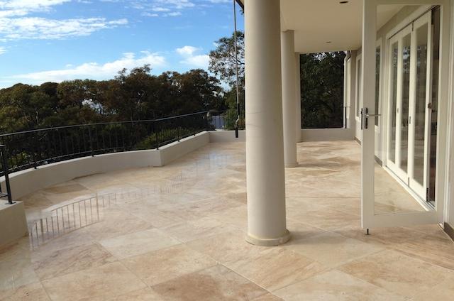 Balcony upgrade for Balcony upgrade